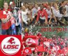LOSC Lille, mistr francouzské fotbalové ligy, Ligue 1 2010-2011