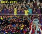 FC Barcelona, vítěz Ligy mistrů UEFA 2010-2011