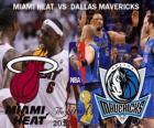 Finále NBA 2011 - Miami Heat vs Dallas Mavericks