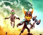 Ratchet i Clank robot