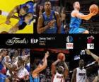 NBA finále 2011, 6. hra, Dallas Mavericks 105 - Miami Heat 95