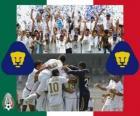 Pumas UNAM, Mistr Clausura 2011 Mexiko