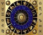 Dvanáct znamení zvěrokruhu, Zodiac kola nebo kruhu zvěrokruhu