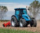 Traktor orba