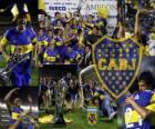 Boca Juniors, mistr turnaje Apertura 2011, Argentina