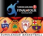Final Four 2012 Istanbul basketbal Euroleague