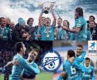 FC Zenit St. Petersburg, vítězka ruské fotbalové ligy, Ruská Premier Liga 2011-2012