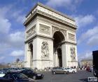 Vítězný oblouk, Paříž