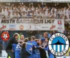 FC Slovan Liberec, šampion Gambrinus Liga 2011-2012, Česká republika fotbalové ligy