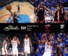 Finále NBA 2012, hra 2, Miami Heat 100 - Oklahoma City Thunder 96