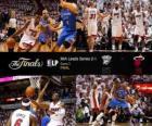 NBA finále 2012, 3. hra, Oklahoma City Thunder 85 - Miami Heat 91