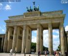 Braniborská brána, Německo