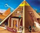 Pyramida Egypt Playmobil