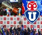 Club Universidad de Chile, Mistr chilský Apertura 2012
