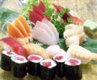 Japonská kuchyně Sushi