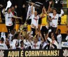 Corinthians / Timão, Copa Libertadores 2012 Mistr