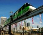 Vlak Monorail