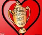 Trofej nebo pohár pro nejlepší táta