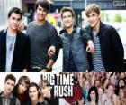 Big Time Rush je americký Boy band