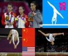 Sportovní gymnastika-Kladina LDN 12