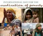 17 Říjen, Mezinárodní den za vymýcení chudoby