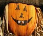 Halloween strašák