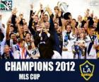 Los Angeles Galaxy, vítěz MLS Cup 2012