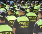 Obecní policie, madrid