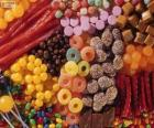 Mnoho sladkostí