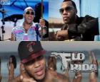 Flo Rida, je americký rapper