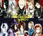 Versailles, japonská kapela (2007-2012)