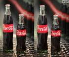 Originální lahví Coca Cola