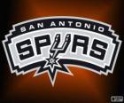 Logo San Antonio Spurs, NBA tým. Jihozápadní Divize, Západní konference