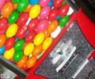 Nápojový automat žvýkačka míč