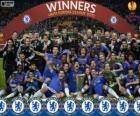 Chelsea FC, mistr UEFA Evropy liga 2012-2013