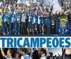 Porto, Portugal fotbalové ligy 2012-2013 šampión, národní první divize
