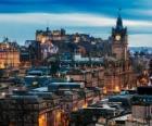 Edinburgh, Skotsko, Velká Británie