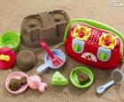 Příslušenství pro hraní na pláži