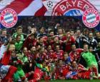 FC Bayern Mnichov, vítěz Liga mistrů UEFA 2012–13