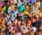 Domácí mazlíčky Littlest PetShop