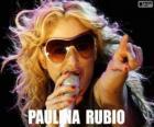 Paulina Rubio zpěvák mexické