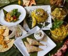 Několik mezinárodních jídel