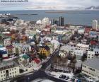 Reykjavík je hlavní a největší město na Islandu