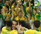 Brazílie, mistrem Copa FIFA konfederace 2013