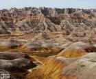 Národní Park Badlands, Spojené státy americké