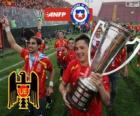 Unión Española, mistr Transición de Torneo 2013, Chile