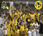 Klub Amerika, Vítěz turnaje Clausura 2013, Mexiko