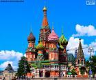Chrám Vasila Blaženého, Rusko
