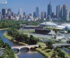 Melbourne, Austrálie