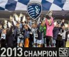 Sporting Kansas City, šampion MLS 2013